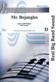Mr. Bojangles - Partitur