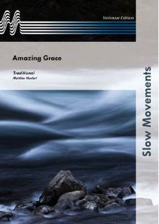 Amazing Grace - Partitur