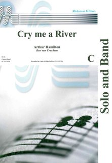 Cry me a River - Partitur