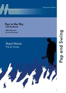 Eye in the Sky - Partitur