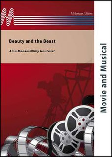 Beauty and the Beast - Partitur