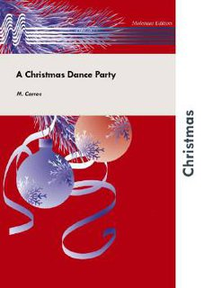 A Christmas Dance Party - Partitur