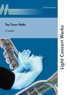 Toy Town Waltz - Partitur