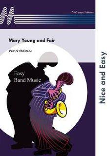 Mary Young and Fair - Partitur