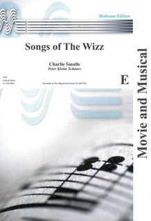 Songs of the Wizz - Partitur