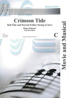 Crimson Tide - Partitur