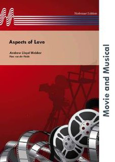 Aspects of Love - Partitur