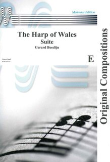 The Harp of Wales - Partitur