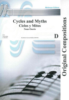 Cycles and Myths - Partitur