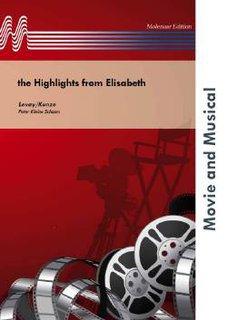 The Highlights from Elisabeth - Partitur