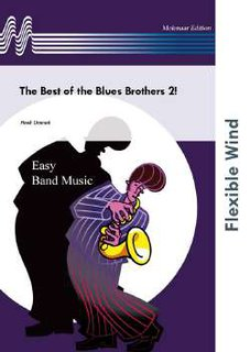The Best of the Blues Brothers 2! - Partitur
