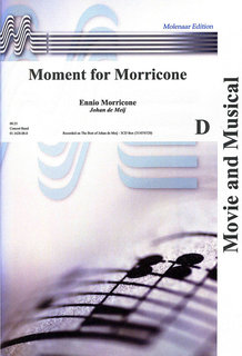 Moment for Morricone - Partitur