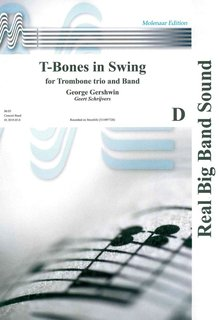 T-Bones in Swing - Partitur