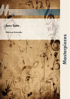 Jazz Suite - Partitur