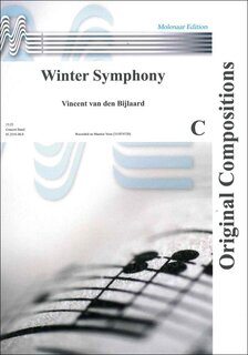 Winter Symphony - Partitur