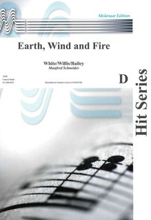 Earth,Wind and Fire - Partitur