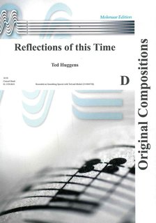 Reflections of this Time - Partitur