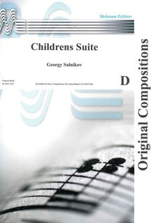 Childrens Suite - Partitur
