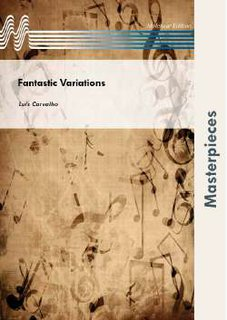 Fantastic Variations - Partitur