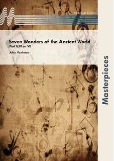 Seven Wonders of the Ancient World - Partitur