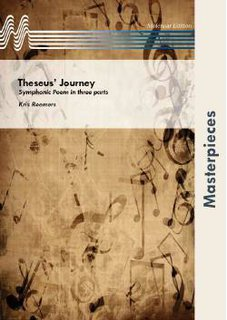 Theseus Journey - Partitur