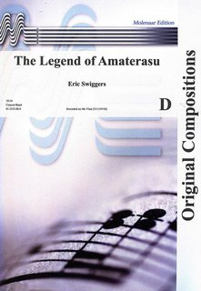 The Legend of Amaterasu - Partitur