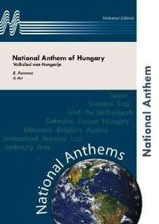 National Anthem of Hungary - Set (Partitur und Stimmen)