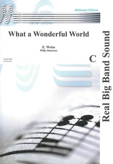 What a Wonderful World - Set (Partitur und Stimmen)