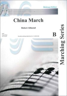 China March - Set (Partitur und Stimmen)