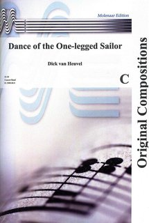 Dance of the One-legged Sailor - Set (Partitur und Stimmen)