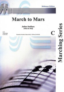 March to Mars - Set (Partitur und Stimmen)