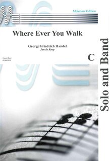 Where Ever You Walk - Set (Partitur und Stimmen)