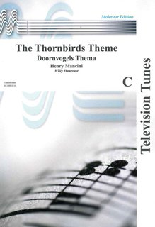 The Thornbirds Theme - Set (Partitur und Stimmen)