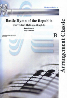 Battle Hymn of the Republic - Set (Partitur und Stimmen)