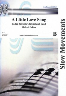 A Little Love Song - Set (Partitur und Stimmen)