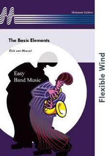 The Basic Elements - Set (Partitur und Stimmen)