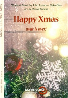 Happy Xmas (War is Over) - Set (Partitur und Stimmen)