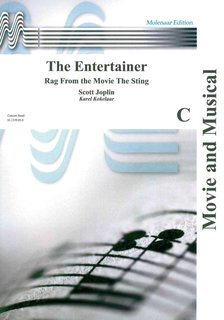 The Entertainer - Set (Partitur und Stimmen)