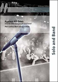 Against All Odds - Set (Partitur und Stimmen)