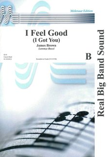 I Feel Good (I Got You) - Set (Partitur und Stimmen)
