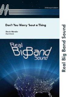 Dont You Worry bout a Thing - Set (Partitur und Stimmen)