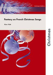 Fantasy on French Christmas Songs - Set (Partitur und Stimmen)