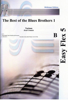 The Best of the Blues Brothers 1 - Set (Partitur und Stimmen)