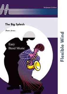 The Big Splash - Set (Partitur und Stimmen)
