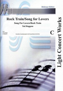 Rock Train/Song for Lovers - Set (Partitur und Stimmen)