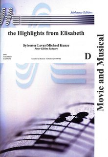 The Highlights from Elisabeth - Set (Partitur und Stimmen)