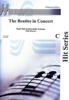 The Beatles in Concert - Set (Partitur und Stimmen)