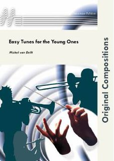 Easy Tunes for the Young Ones - Set (Partitur und Stimmen)