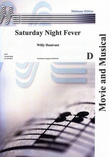 Saturday Night Fever - Set (Partitur und Stimmen)