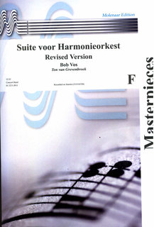 Suite for Wind Band - Set (Partitur und Stimmen)